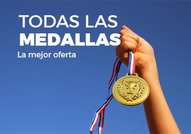 Especial medallas